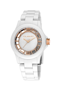 "Reloj Custo ""See Custo"" blanco CU066102"