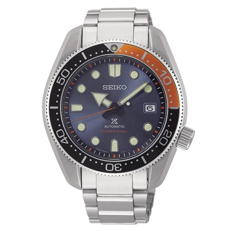 Reloj Seiko Prospex edición limitada Twilight Blue, con correa extra, ref. SPB097J1.