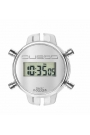 Reloj Watx by Custo digital desmontable metalizado RWA1021