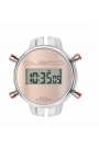Reloj Watx by Custo digital desmontable metalizado RWA1023