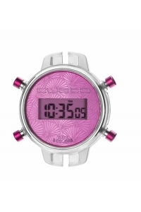 Reloj Watx by Custo digital desmontable rosa RWA1029