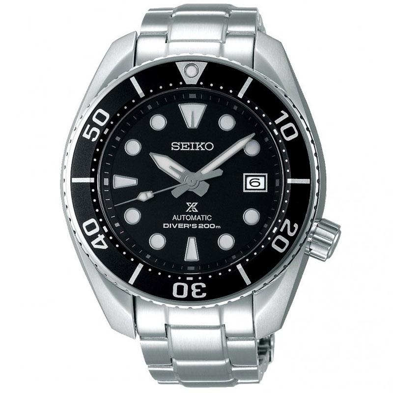 Reloj Seiko Prospex Sumo automático de hombre 200 m. con estuche especial, SPB101J1EST.