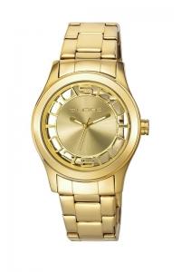 """Reloj Custo """"See Custo"""" para mujer dorado CU066201"""